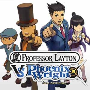 Professor Layton vs Phoenix Wright Ace Attorney Nintendo 3DS Download Code im Preisvergleich kaufen