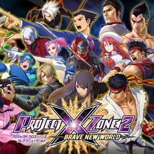 Project X Zone 2 Nintendo 3DS Download Code im Preisvergleich kaufen