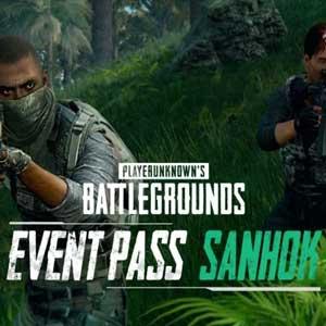 PUBG Event Pass Sanhok