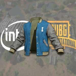 PUBG Intel Jacket