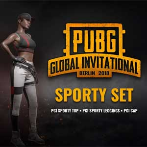 PUBG Sporty Leggins PGI