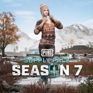 PUBG Supply Pack Season 7