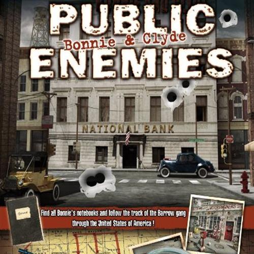 Public Enemies Bonnie and Clyde