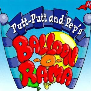 Putt-Putt and Pep's Balloon-o-Rama Key kaufen Preisvergleich