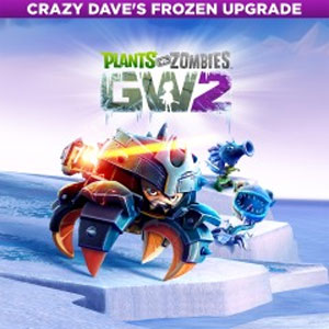 PvZ GW2 Crazy Dave's Frozen Upgrade
