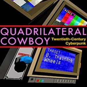 Quadrilateral Cowboy Key Kaufen Preisvergleich