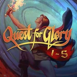 Quest for Glory 1-5 Key Kaufen Preisvergleich