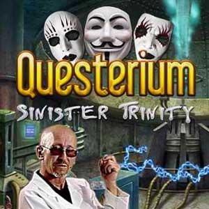 Questerium Sinister Trinity HD Key Kaufen Preisvergleich