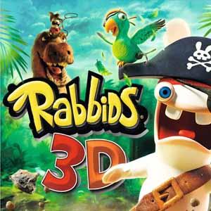 Rabbids 3D Nintendo 3DS Download Code im Preisvergleich kaufen