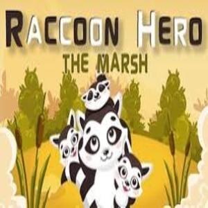 Raccoon Hero The Marsh