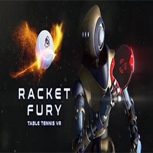 Racket Fury Table Tennis VR