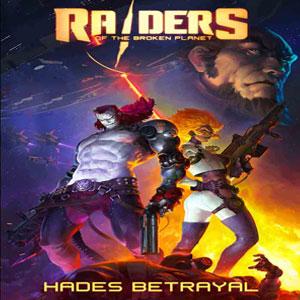 Raiders of the Broken Planet Hades Betrayal Campaign