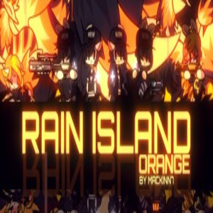 Rain Island Orange