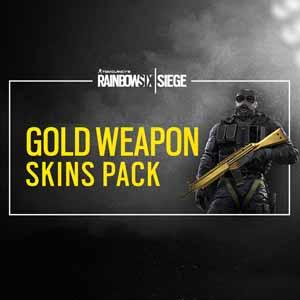 Rainbow Six Siege Gold Weapons Skin Pack Key Kaufen Preisvergleich