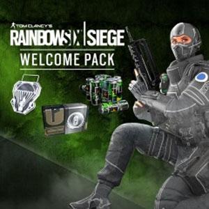 Rainbow Six Siege Welcome Pack