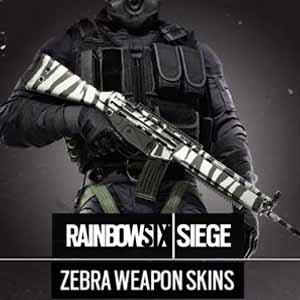 Rainbow Six Siege Zebra Weapon Skin Key Kaufen Preisvergleich