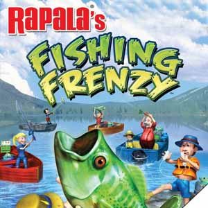 Rapalas Fishing Frenzy