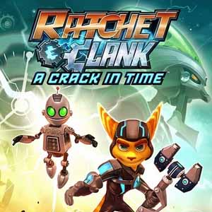 Ratchet and Clank A Crack in Time PS3 Code Kaufen Preisvergleich
