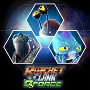 Ratchet and Clank Q-Force