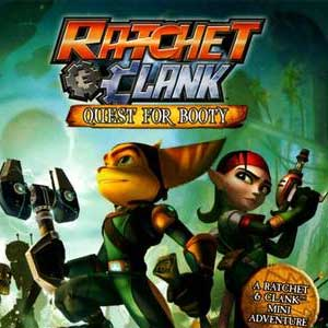 Ratchet and Clank Quest For Booty PS3 Code Kaufen Preisvergleich
