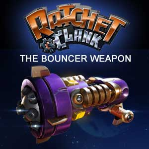 Ratchet and Clank The Bouncer Weapon PS4 Code Kaufen Preisvergleich