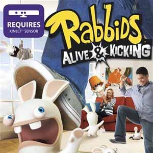 Raving Rabbids Alive and Kicking Xbox 360 Code Kaufen Preisvergleich