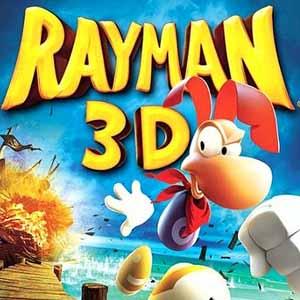 Rayman 3D Nintendo 3DS Download Code im Preisvergleich kaufen