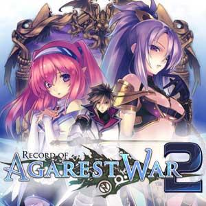 Record of Agarest War 2 PS3 Code Kaufen Preisvergleich