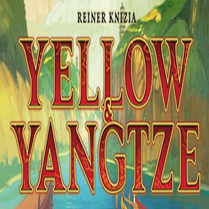 Reiner Knizia Yellow and Yangtze
