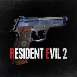 Resident Evil 2 Deluxe Weapon Samurai Edge Albert Model