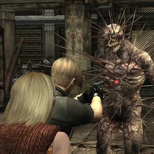 Resident Evil 4 HD Schlacht