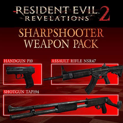 Resident Evil Revelations 2 Sharpshooter Weapon Pack PS4 Code Kaufen Preisvergleich