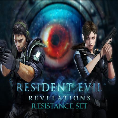 Resident Evil Revelations Resistance Set Key Kaufen Preisvergleich