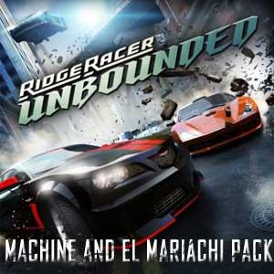 Ridge Racer Unbounded Machine and El Mariachi Pack Key Kaufen Preisvergleich