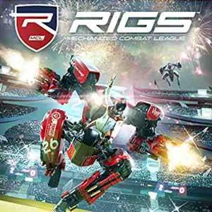 RIGS Mechanized Combat League PS4 Code Kaufen Preisvergleich