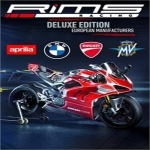 Kaufe RiMS Racing European Manufacturers Deluxe PS4 Preisvergleich
