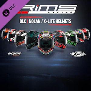RiMS Racing Nolan X-LITE Helmets