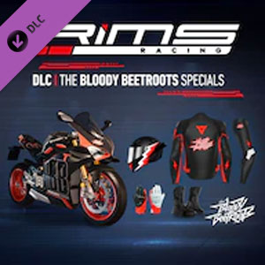 RiMS Racing The Bloody Beetroots Specials