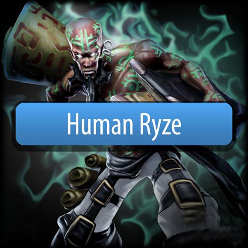 Riot Human Ryze League Of Legends Skin Gamecard Code Kaufen Preisvergleich