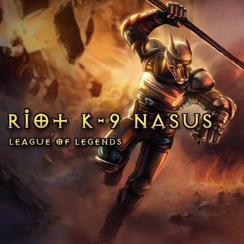 Riot K-9 Nasus League Of Legends Skins Gamecard Code Kaufen Preisvergleich