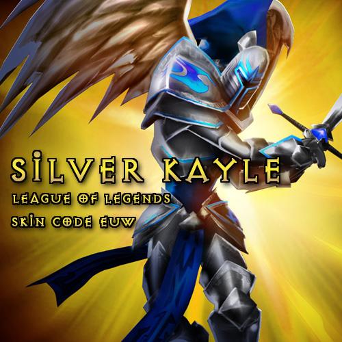Riot Silver Kayle League Of Legends Skin EUW Gamecard Code Kaufen Preisvergleich
