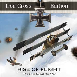 Rise of Flight Iron Cross Edition Key Kaufen Preisvergleich