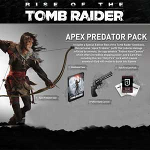 Rise of the Tomb Raider Apex Predator Outfit Pack Key Kaufen Preisvergleich
