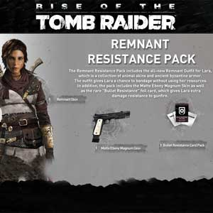 Rise of the Tomb Raider Remnant Resistance Pack Outfit Pack Key Kaufen Preisvergleich
