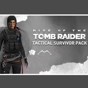 Rise of the Tomb Raider Tactical Survivor Outfit Pack Key Kaufen Preisvergleich