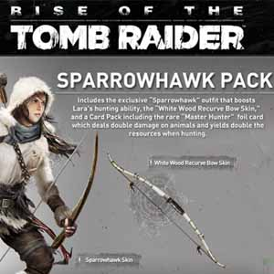 Rise of the Tomb Raider The Sparrowhawk Pack Key Kaufen Preisvergleich