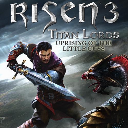 Risen 3 Titan Lords Uprising of the Little Guys Key Kaufen Preisvergleich