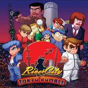 River City Tokyo Rumble 3DS Download Code im Preisvergleich kaufen