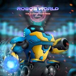Robos World The Zarnok Fortress Key Kaufen Preisvergleich