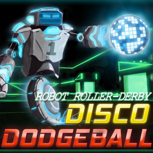 Robot Roller-Derby Disco Dodgeball Key Kaufen Preisvergleich